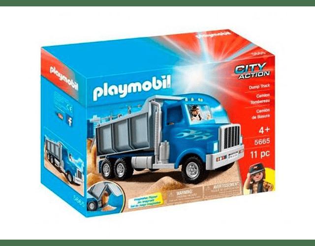 Playmovil Camion De Basura