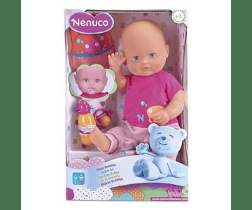Nenuco hace babitas