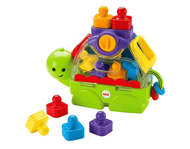 Fisher Price Tortuga Bloques Apilables