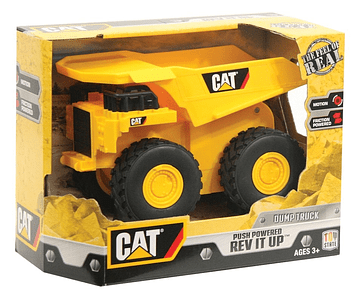 Cat Camion Dump Truck 20 cm largo