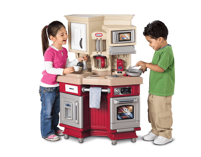 Little tikes cocina super chef