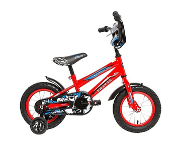 Bicicleta Aro 12 Revel 12 V Red