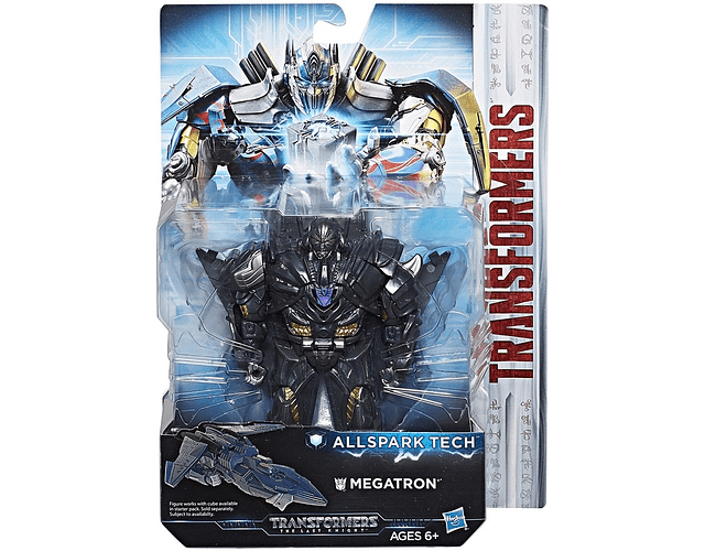 Transformers Megatron All Spark Tech