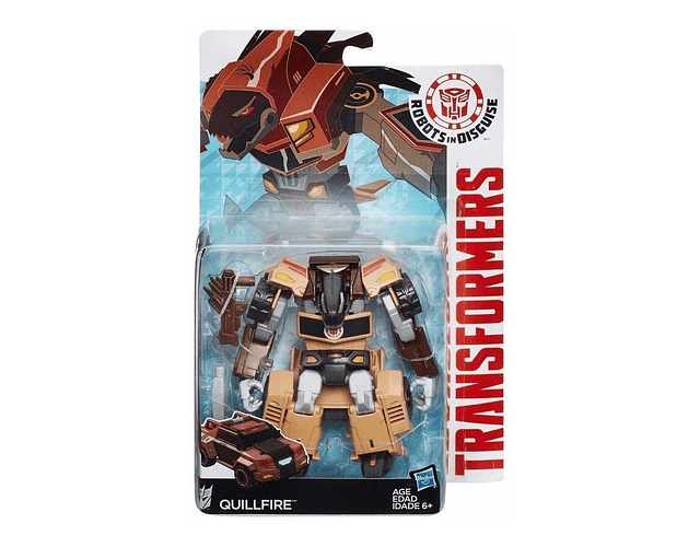 Transformers Quillfire