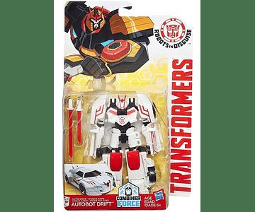 Transformers Combinerforce Autobotdrift