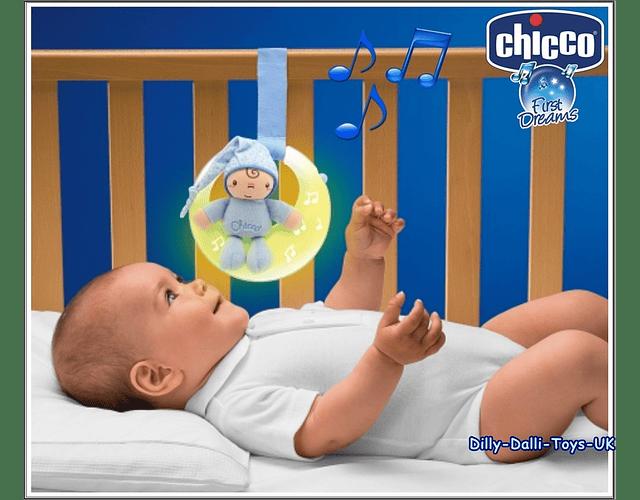 Chicco Movil Espantacuco Buenas Noches Para Niño