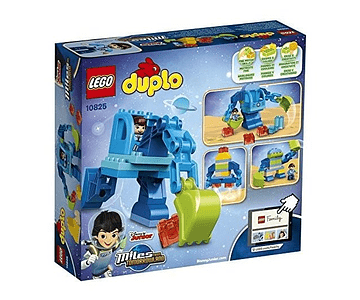 Lego  10825 Miles Exo Flex  Flete Gratis Verificar Stock