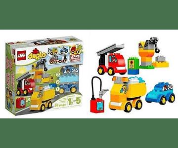 Lego  10816 Mi Primer Auto Y Camion  Flete Gratis