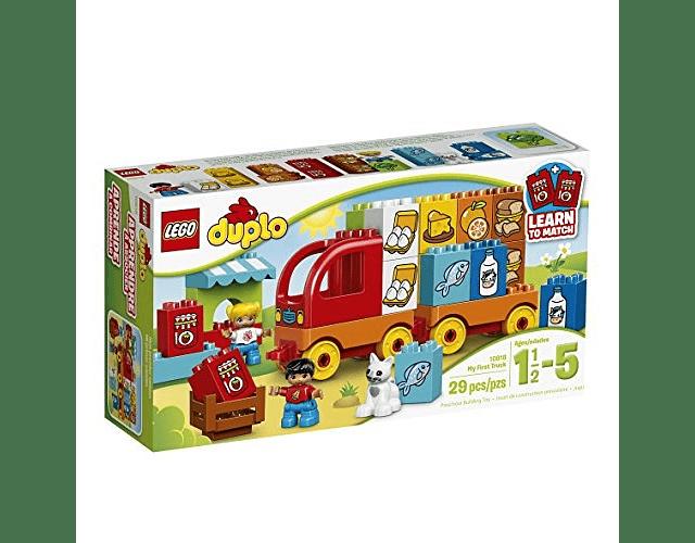 Lego 10818 Mi Primer Camion  Flete Gratis Verificar Stock