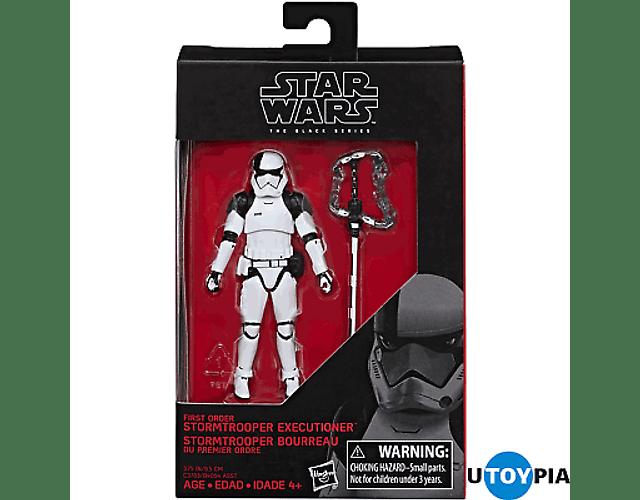 STAR WARS C3783 1st Order Stormtrooper Executioner 3.75