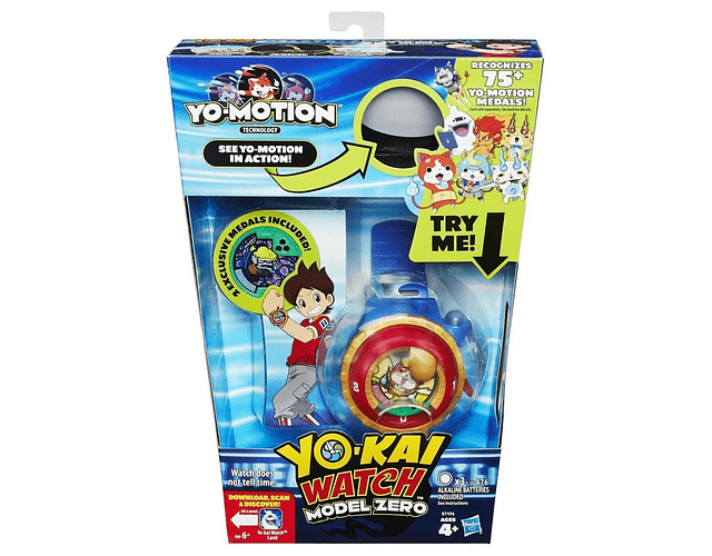 HASBRO B7496 YO-KAI S2 WATCH