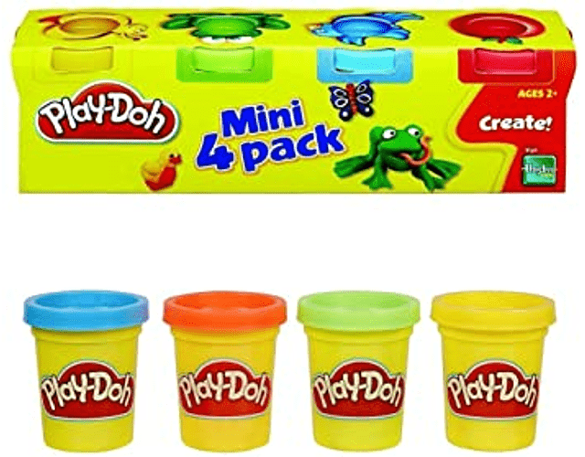 HASBRO 23241 PLAYDOH MASAS MINI PACK