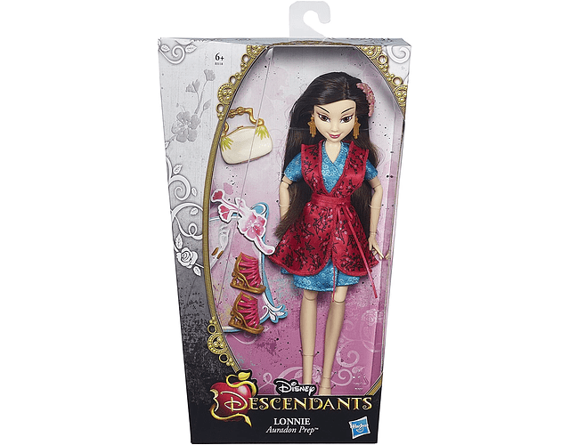 lonie muñeca Hasbro B3118 - Disney Descendants