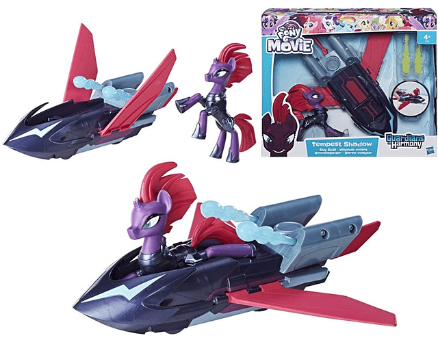 HASBRO C1060 MY LITTLE PONY BARCO VOLADOR