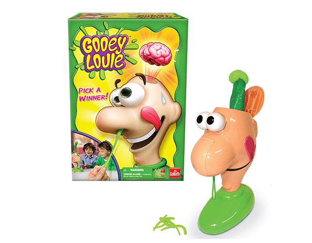 Crown & Andrews Gooey Louie - Goliath Games Goliath Games