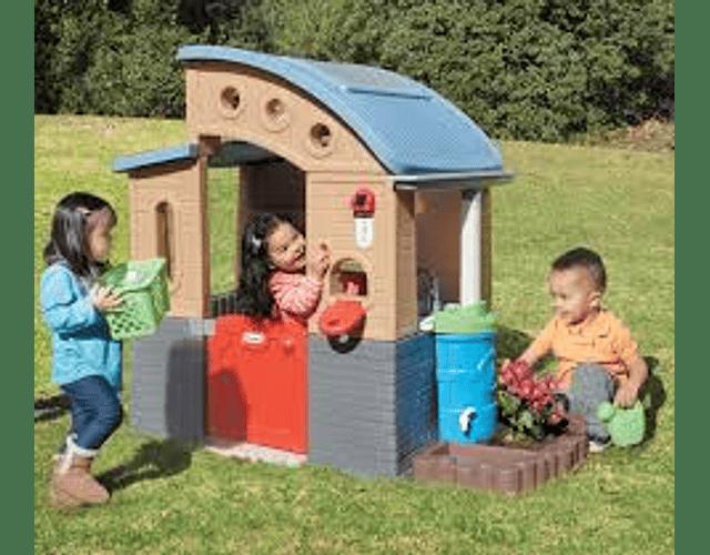 Little tikes casa sé ecologico
