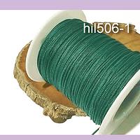 Tripolino de 0,5 mm color verde, rollo de 50 metros