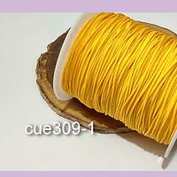 Tripolino de 0,5 mm color naranjo claro, rollo de 50 metros