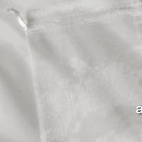 Bolsa organza color blanco de 11*16 set de 10 unidades