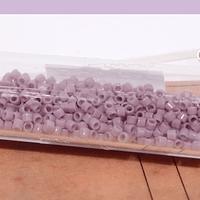 Delica en color lila, Miyuki, 3 grs