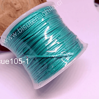 Simil cuero calipso 1 mm de espesor, rollo de 50 metros