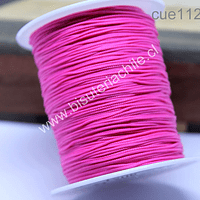 Tripolino de 0,5 mm color rosado fuerte rollo de 50 metros