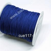 Tripolino de 0,5 mm color azul rey rollo de 50 metros