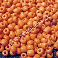 Mostacillón naranjo, bolsa de 50 grs