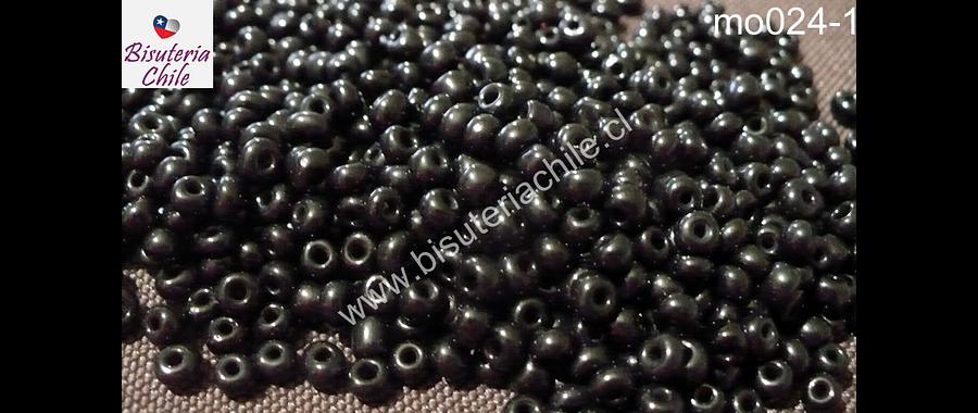 Mostacillón negro, bolsa de 50 grs