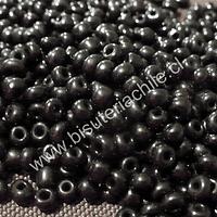Mostacillón negro, bolsa de 50 grs (6/0)