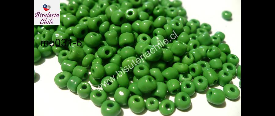Mostacillón verde, bolsa de 50 grs.