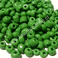 Mostacillón verde, bolsa de 50 grs. (6/0)