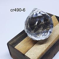 prisma feng-shui , 45 mm de alto x 40 mm de ancho, por unidad