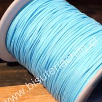 Tripolino de 0,5 mm color celeste, rollo de 50 metros