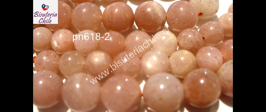 Hermosa Piedra del sol original, 6 mm, tira de 30 piedras