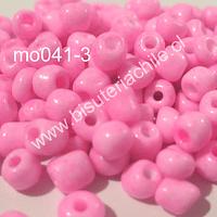 Mostacillón rosado, bolsa de 50 grs
