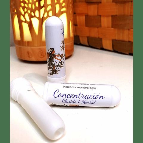 Inhalador para la Concentración