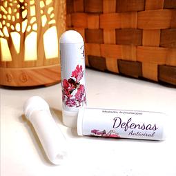 Inhalador para fortalecer tus defensas.