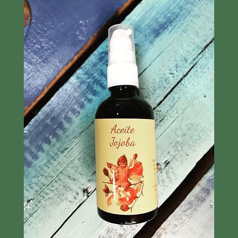 Aceite de Jojoba 100% puro y natural