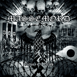 Massemord-Victory or Death (CD)