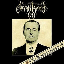 Aryan Kampf 88-Le Kombat Continue! (CD)