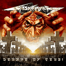 Gaskammer-Beware of Jews! (LP)