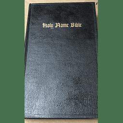 Holy Name Bible (BOOK)