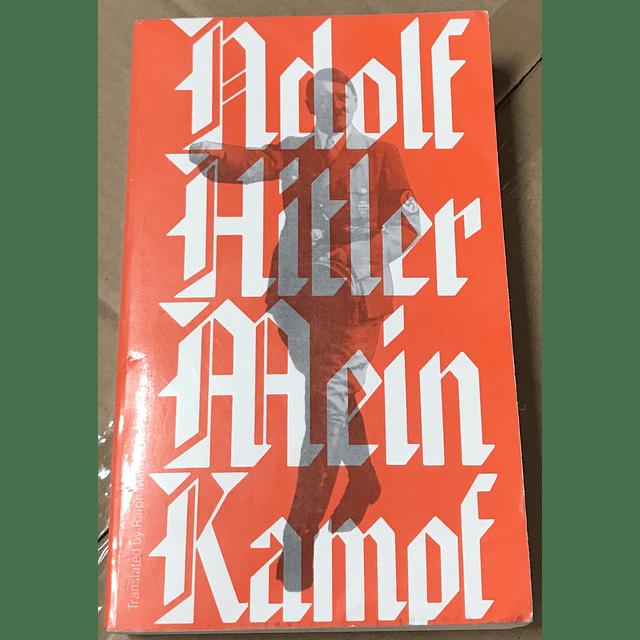 Adolf Hitler-Mein Kampf (BOOK)