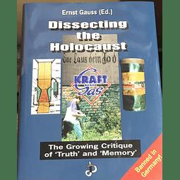 Ernst Gauss-Dissecting the Holocaust (BOOK)