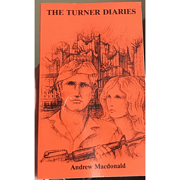 Andrew Macdonald-The Turner Diaries (BOOK)