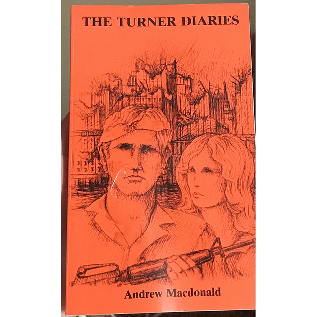Andrew Macdonald-The Turner Diaries (BOOK)