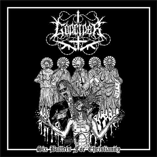Godcider-Six Bullets for Judeo-Christianity (CD)