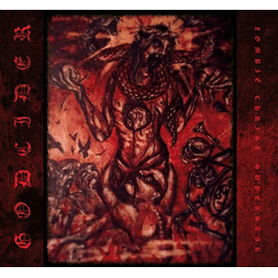 Godcider-Zombie Christ Superstar (CD)