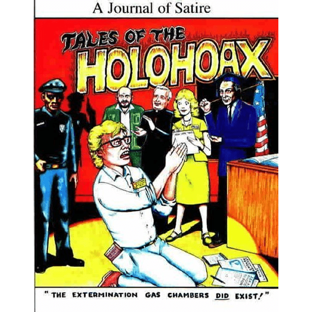 Tales of the Holohoax: A Journal of Satire (BOOK)